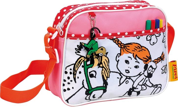 Pippi Väska Måla Själv