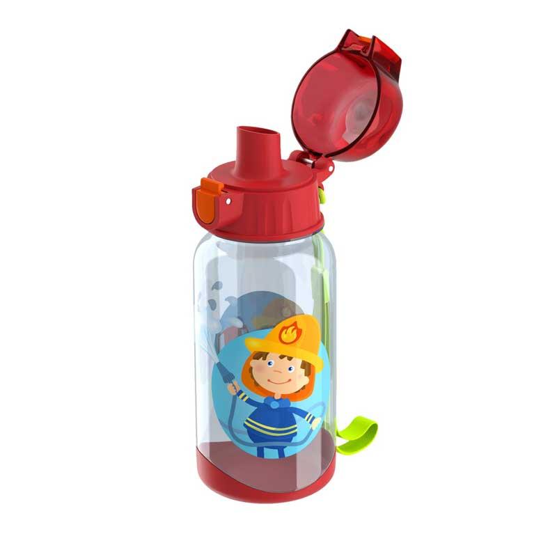 Vattenflaska-Brandman