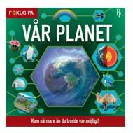 Bok: Fokus på - Vår planet -
