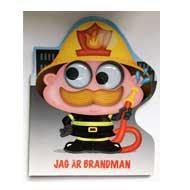Bok: Jag är brandman -