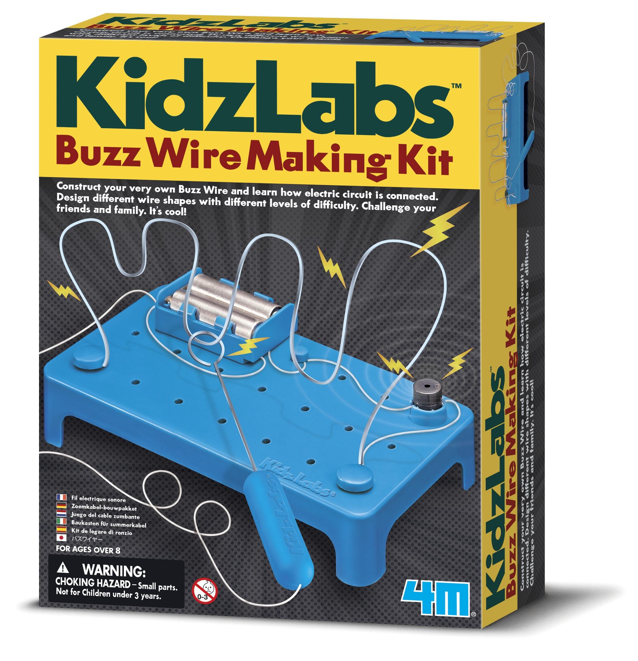 KidzLabs Buzz Wire Making Kit
