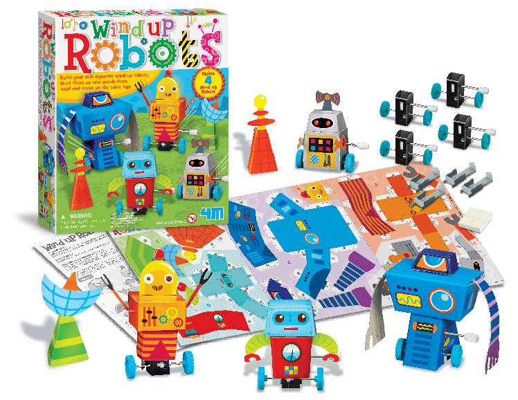 Wind Up Robots 2