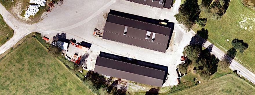 Röbäcksdalen Field Research Station.
