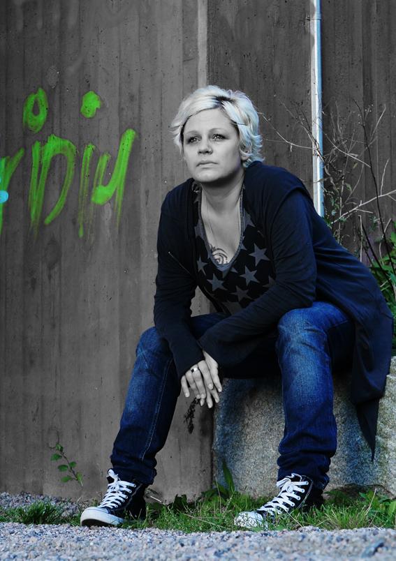 Sara Vegna. Foto: Idus Förlag