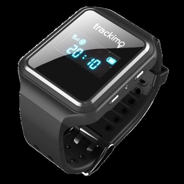 Trackimo watch GPS tracker