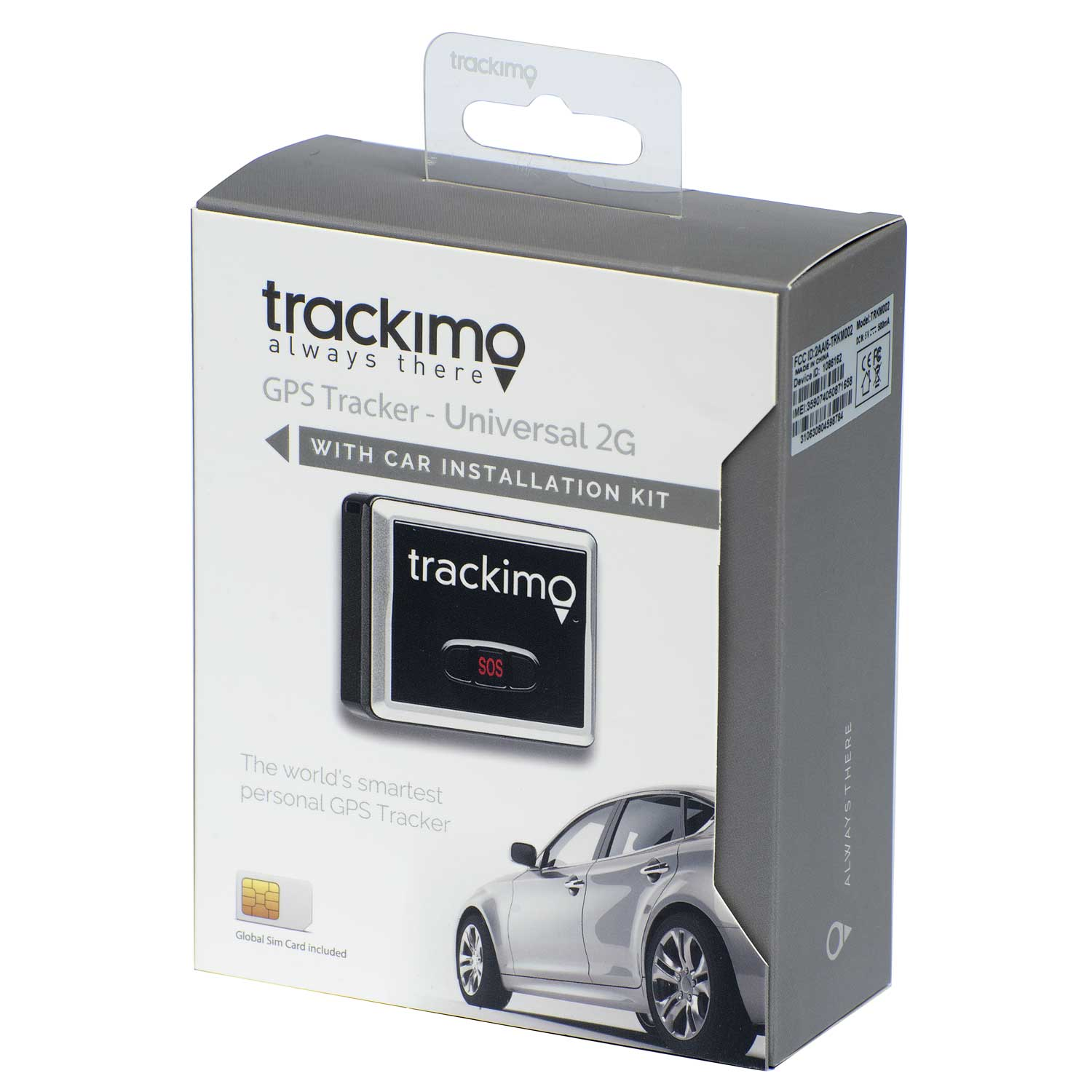 Packaging front