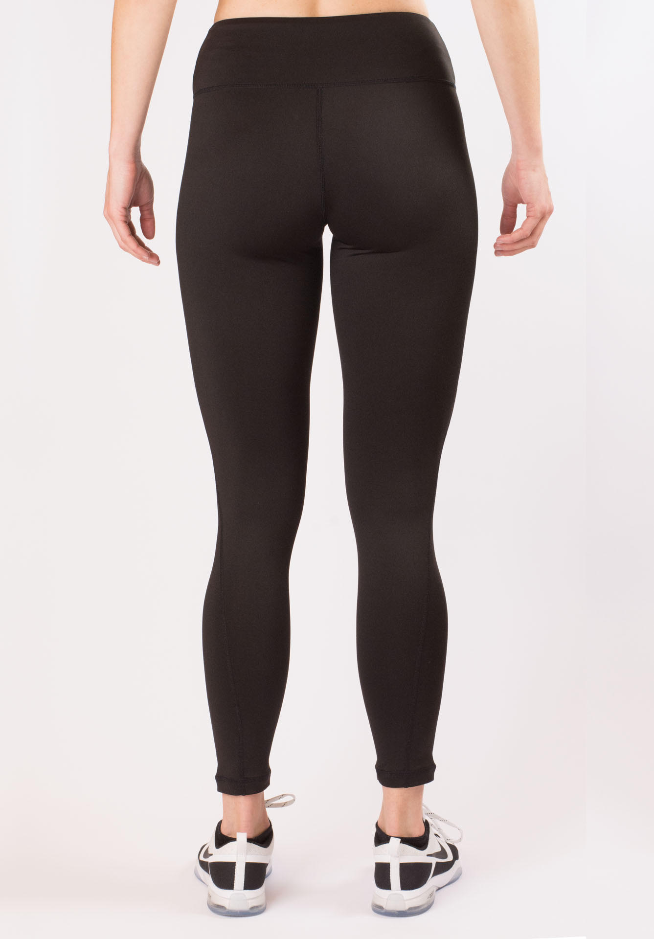 PoS187703-9999_Black_POWER of Sweden Compression Leggings baksida