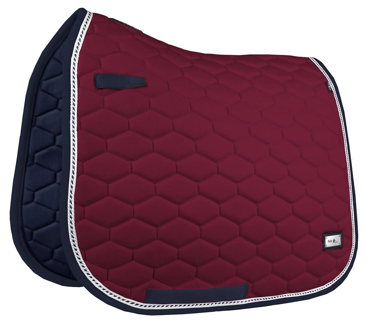 Hexagon Burgundy DR