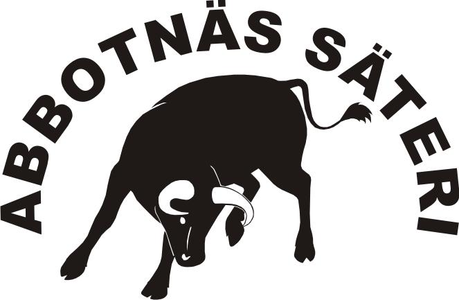 Abbotnäs logo 6 cm