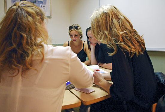 Läs Business-Management och Ledarskap (BML) på Helsingborgs Ridgymnasium