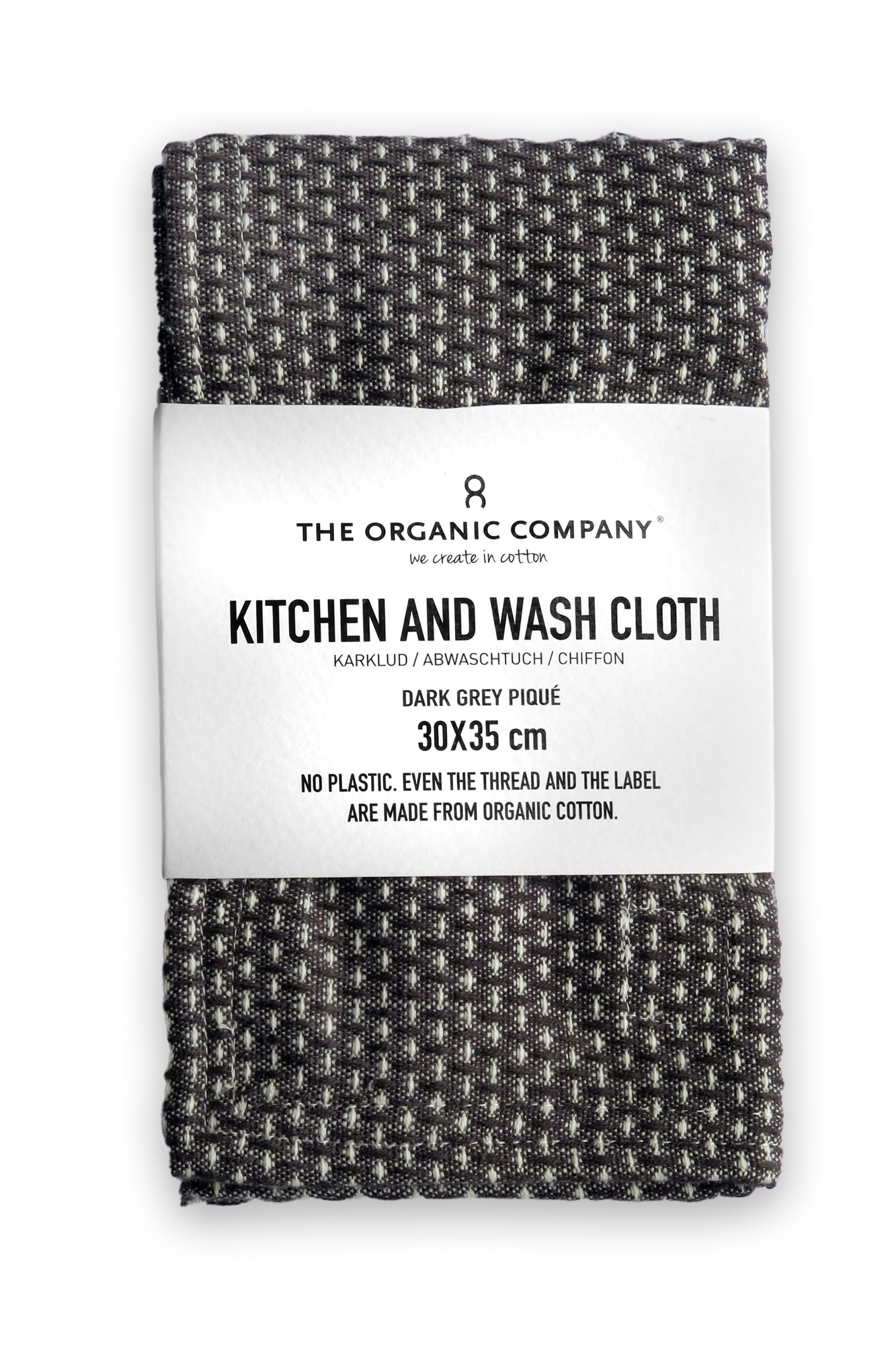 The Organic Company. Trasa ekologisk bomull.