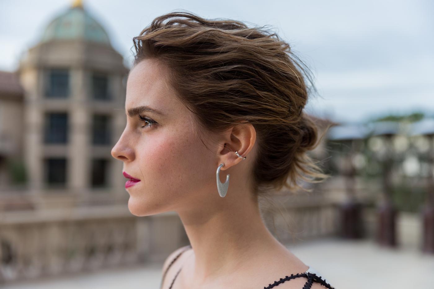 Article22. Dome earring. Emma Watson. Återvunnet.