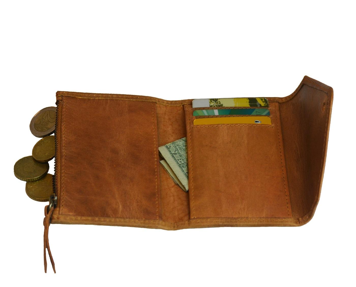 O My Bag. Plånbok. Ekoläder.