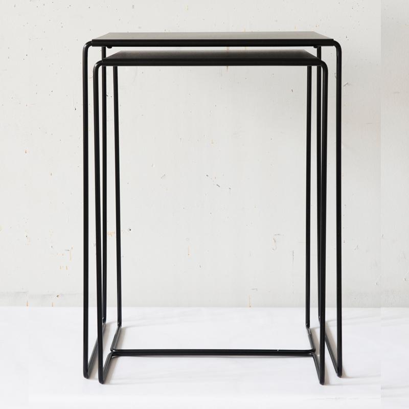Everyday Design. Poorvo satsbord, svart.