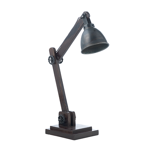 Fuhr Home bordslampa Madrid - Black