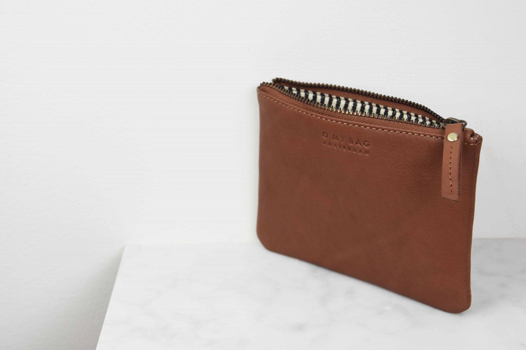 O My Bag ekoläder. Plånbok Scottie nano