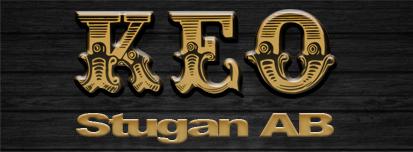 keostugan logo mobil trä 2