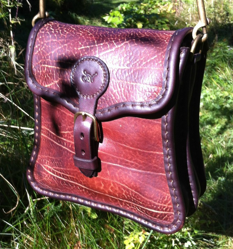 Handväska Storl.6 rödbrun-2