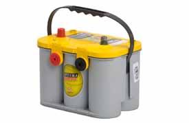 Batteri Optima Yellow Top 55Ah