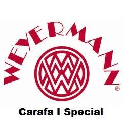 Carafa I Chokladmalt Weyermann