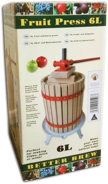 fruktpress box