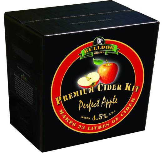 bulldog cider äpple