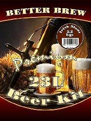 Better Brew Export Lager - 23 L