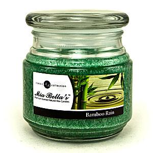 Bamboo Rain 9oz Jar