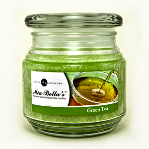 Green Tea 9oz Jar
