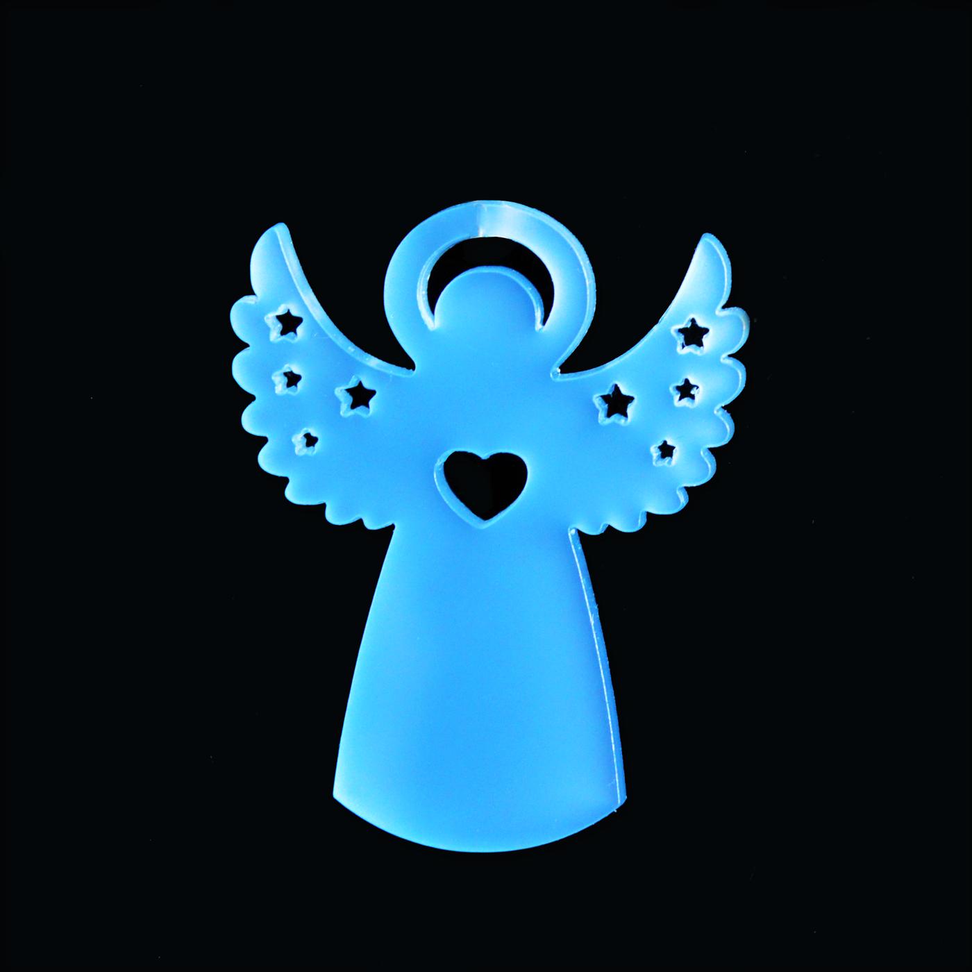 SweetSigns-hängande ängel med klänning