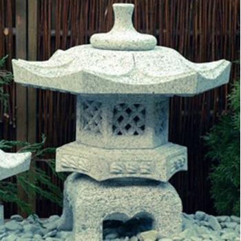 Japansk trädgård, japansk design