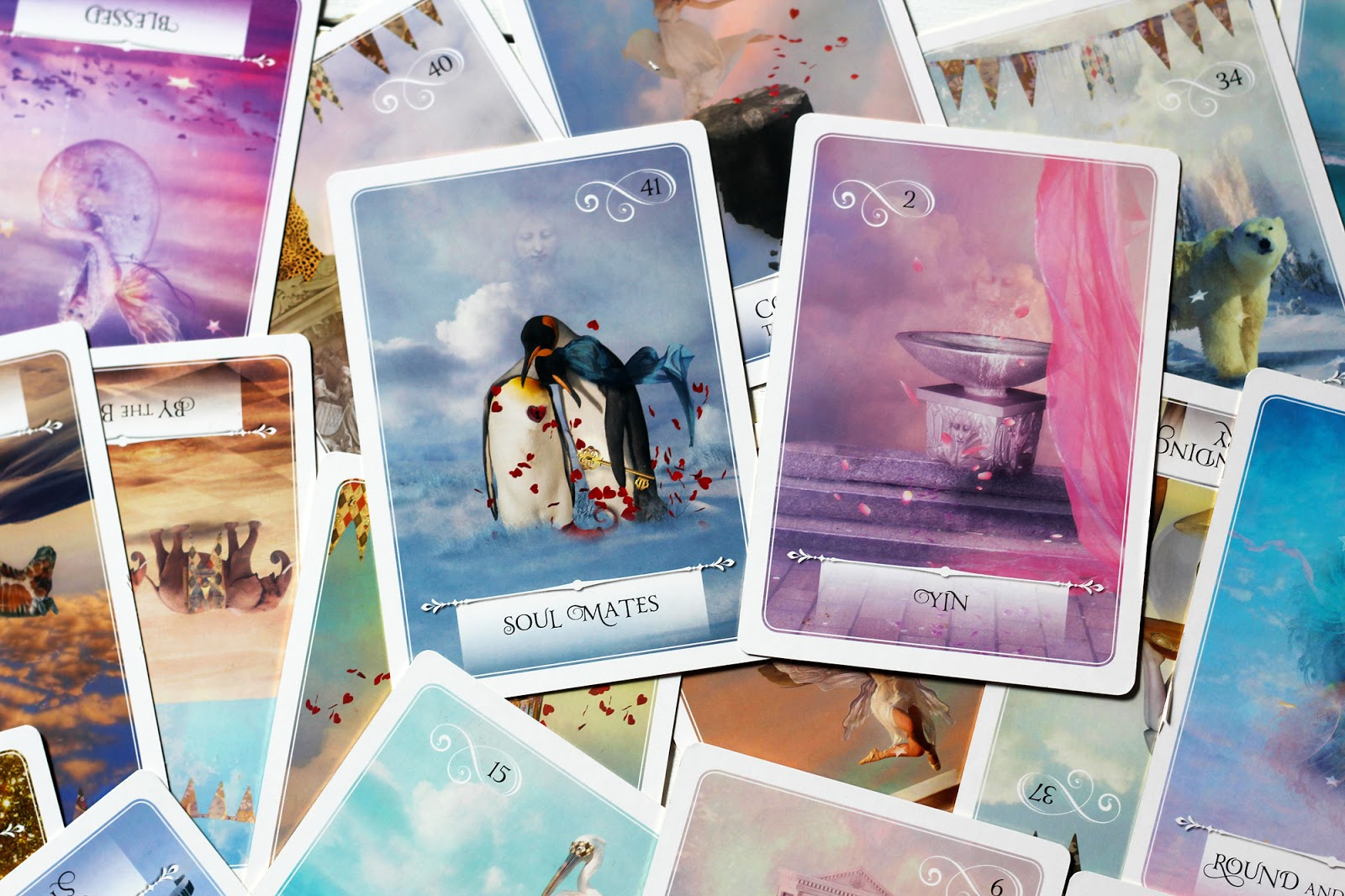 Wisdom of the Oracle Divination Cards by Colette Baron-Reid Review 3