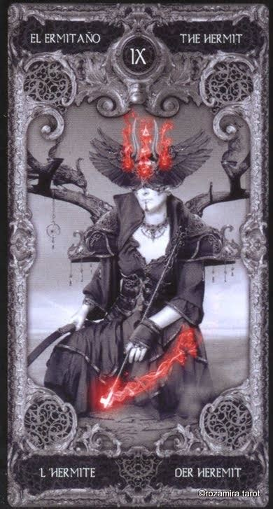 XIII Tarot by Necro