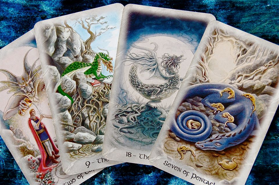 Celtic Dragon Tarot Reading