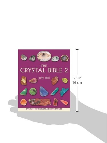 The crystal Bible 9781582977010