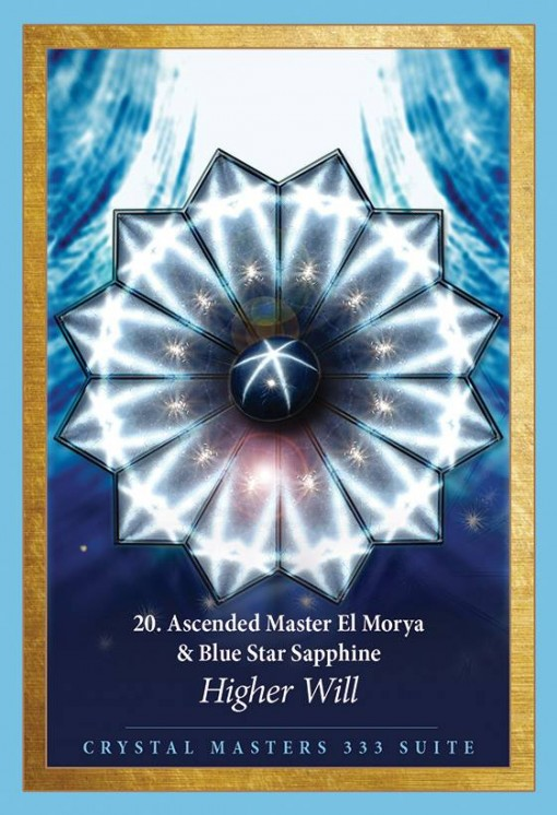 Crystal Mandala Oracle 9781572818422