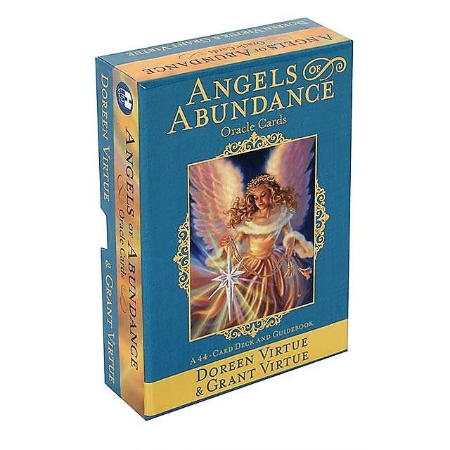 Angel of abundance 9781401944445box