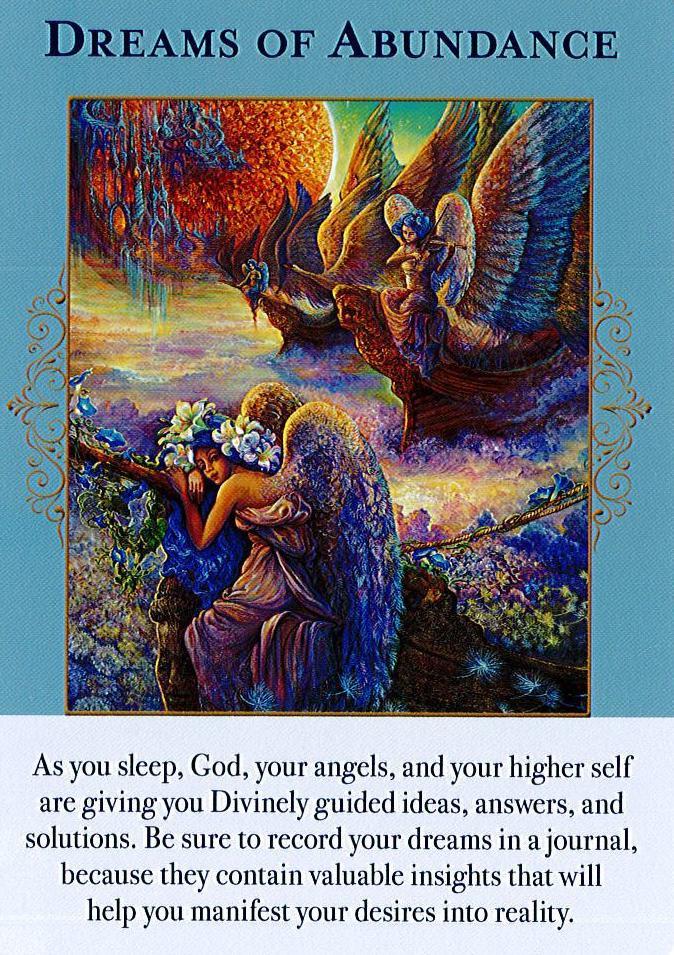 Angel of abundance 9781401944445Img-9