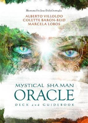 Mystical Shaman Oracle Cards 9781401952501