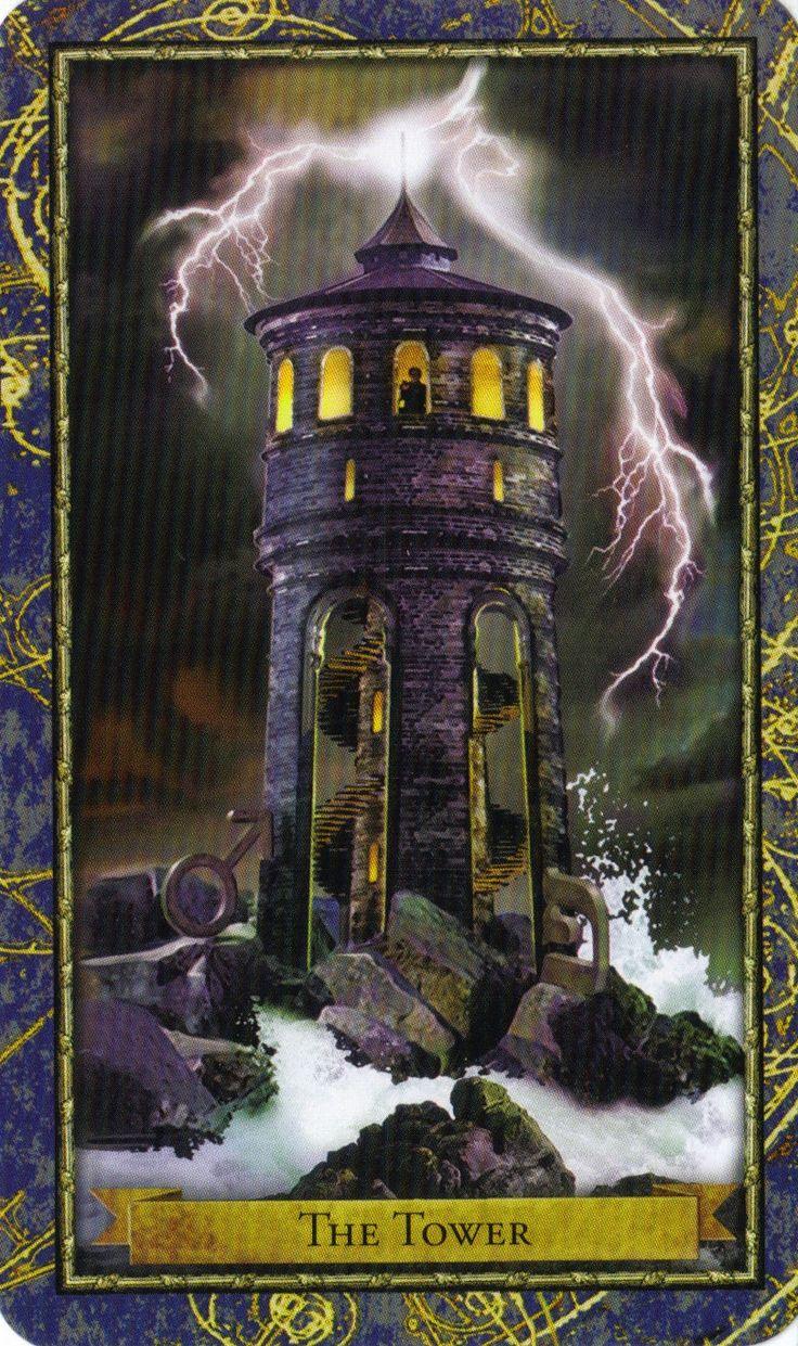 Wizards Tarot Corrine Kenner 9780738712857-10