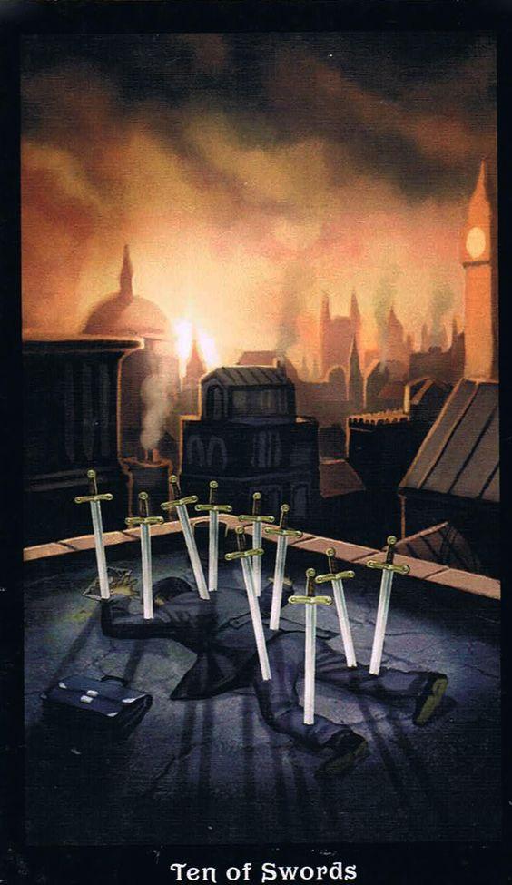 The Steampunk tarot 9780738726380-18