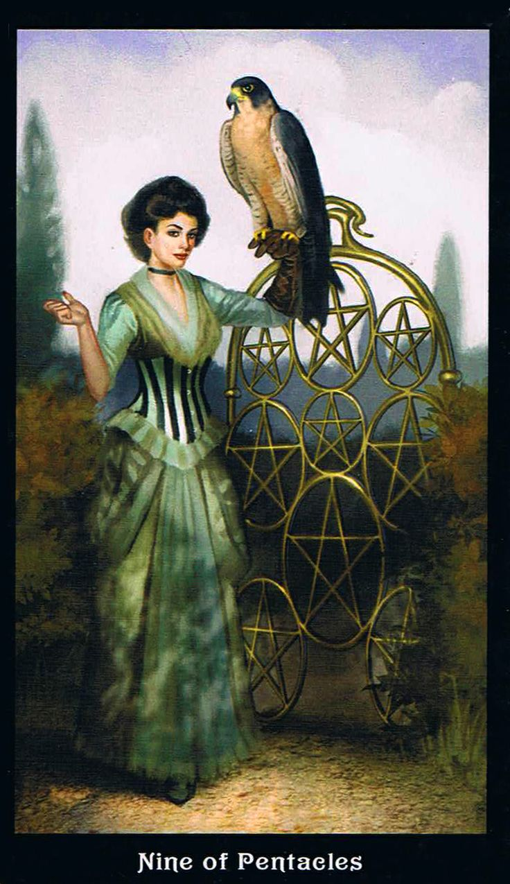 The Steampunk tarot 9780738726380-19