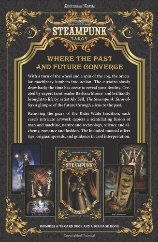 The Steampunk tarot 9780738726380-21