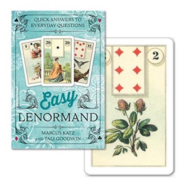 Easy Lenormand 9780738747125-2