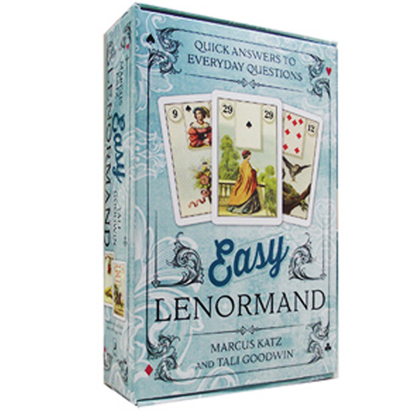 Easy Lenormand 9780738747125-box