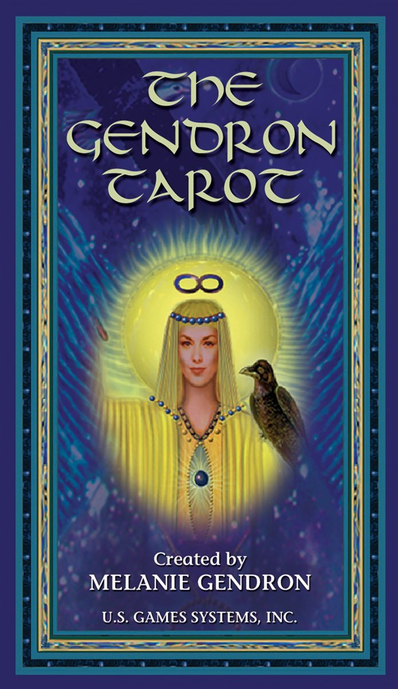 The Gendron Tarot 9781572810655