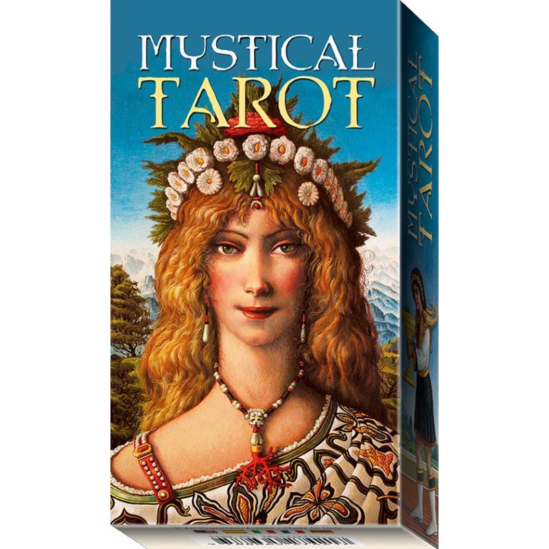Mystical Tarot 9788865274750-box