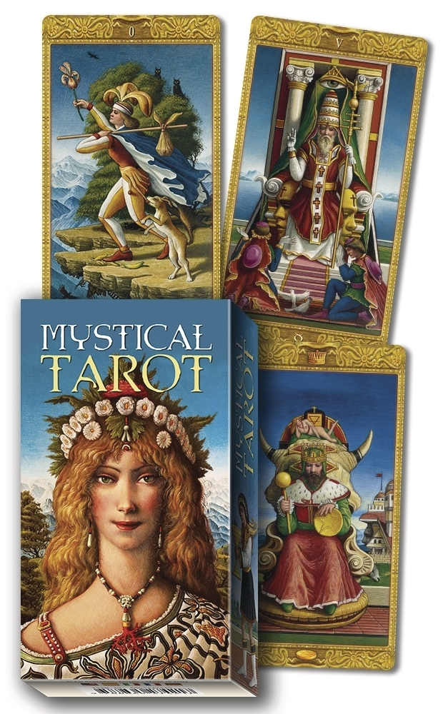 Mystical Tarot 9788865274750-1
