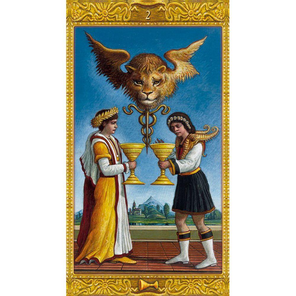 Mystical Tarot 9788865274750-2cups