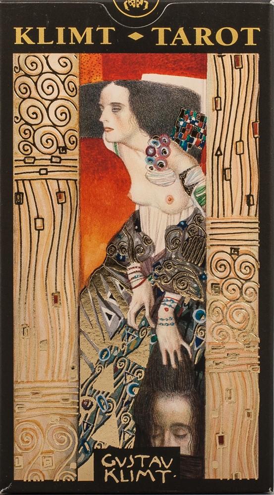 Golden tarot of Klimt 9788865271780